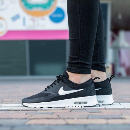 info for e569a b023f Buty damskie sneakersy Nike Air Max Thea 599409 020 czarny sneakerstudio.pl  w Domodi