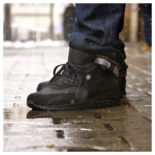 super popular 5c831 0efe9 Buty Nike Air Max 90 Essential  All Black  (537384-090) Nike ...