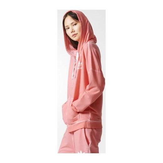 Bluza adidas Premium Essentials Washed Zip Hoodie (AB2148
