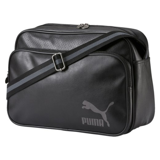 52463e3bb27b7 Torba Puma Originals Reporter (073442-01) szary Puma One Size Worldbox ...