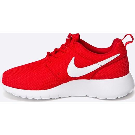 Nike Kids Buty dziecięce Roshe One czerwony w