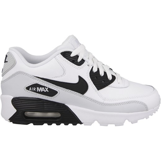 on sale c5d85 0b48a Buty damskie sneakersy Nike Air Max 90 Leather (GS) 833412 104 .