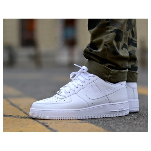 low priced 480b8 c365c Buty Nike Air Force 1 Low 07 All White (315122-111) ...