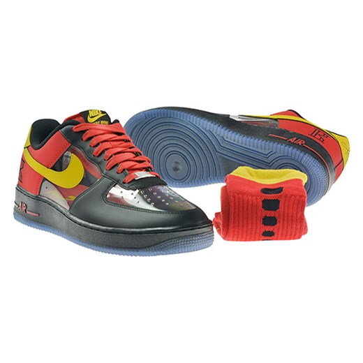 Buty Nike Air Force 1 Comfort Signature QS