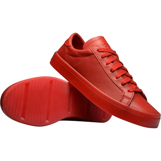 best service 32852 611fa ... Buty adidas Court Vantage adicolor