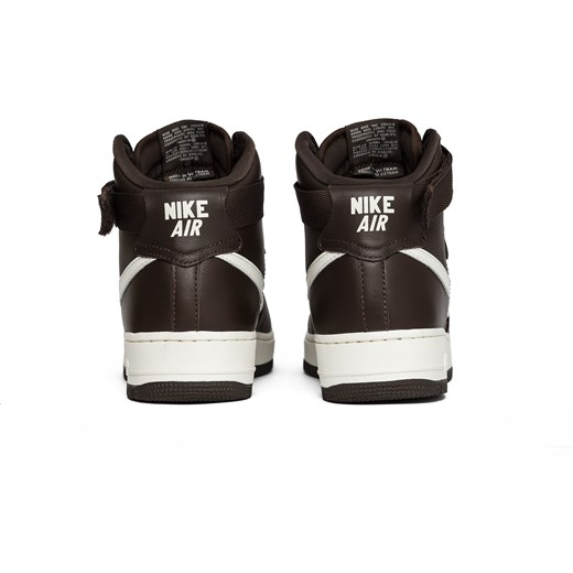 buty nike air force 1 high retro qs chocolate