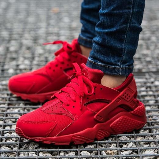 wysoka jakość wykwintny design złapać buty nike huarache run czerwone rabat|Darmowa dostawa!