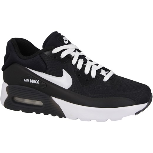 finest selection bf12e c10ec ... Buty damskie sneakersy Nike Air Max 90 Ultra Se (GS) 844599 001 Nike  czarny ...