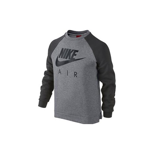 promo code b8be0 e771f Bluza B NSW CRW NIKE AIR Nike szary XL Perfektsport