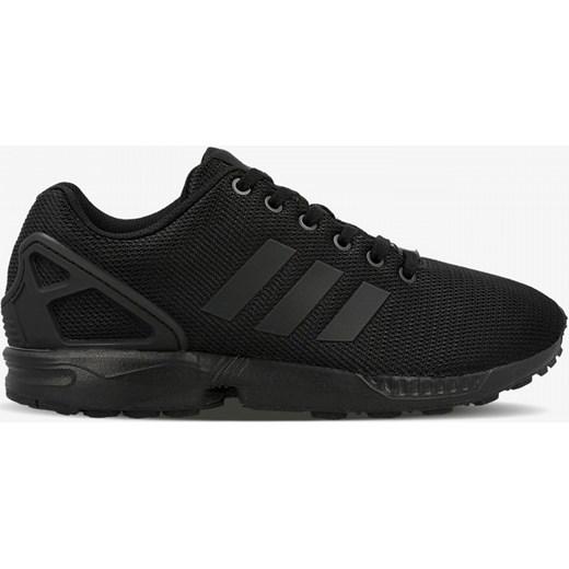 czarne adidas flux