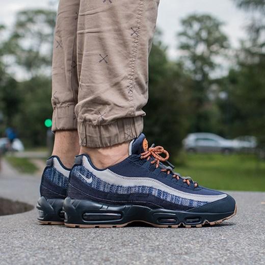 Nike Air Max 95 Premium Szary Buty meskie Meskie buty