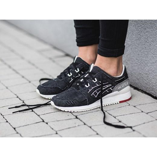 buty asics damskie czarne
