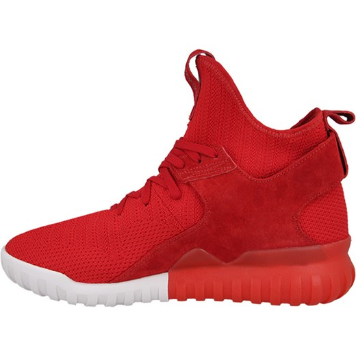 ... Buty męskie sneakersy adidas Originals Tubular x Primeknit S80129 czerwony  Adidas Originals 44 okazja sneakerstudio.