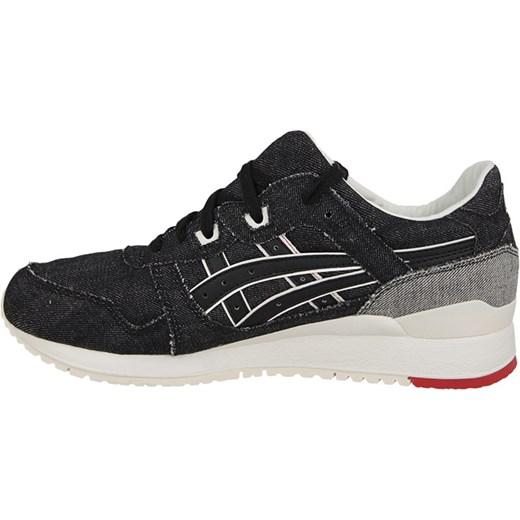 """Buty męskie sneakersy Asics Gel Lyte III """"Okayama Denim"""" Pack HN6C0 9090 czarny sneakerstudio.pl"""