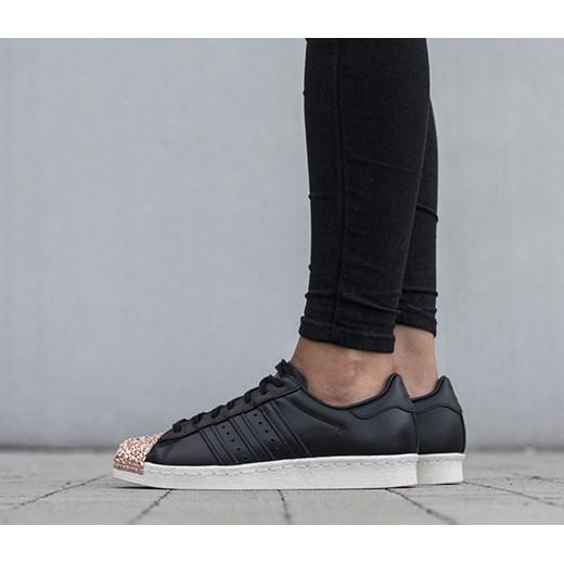 style mody specjalne wyprzedaże szczegółowe obrazy Buty damskie sneakersy adidas Originals Superstar 80s Metal Toe TF
