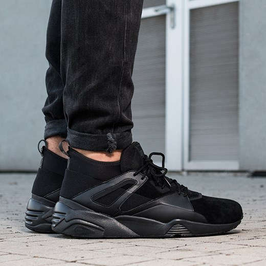 Buty męskie sneakersy Puma Blaze Of Glory Sock Core 362038 01 Puma czarny  44 okazyjna cena ... f02f455af