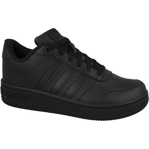 buty adidas neo damskie czarne