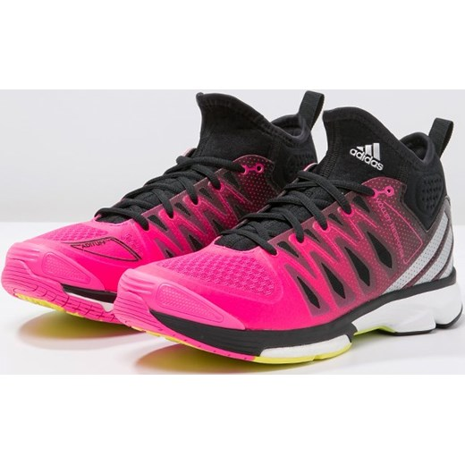 4166665873864 ... adidas Performance VOLLEY RESPONSE BOOST 2.0 Obuwie do siatkówki shock  pink silver metallic core ...