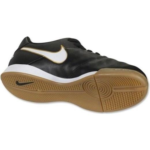 promo code 36980 ee3b9 ... Buty halowe Nike Tiempo Legend VI IC Jr 819190-010 brazowy Nike 27  okazja Sklep