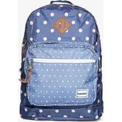a5489141e79d4 Niebieskie plecaki młodzieżowe damskie