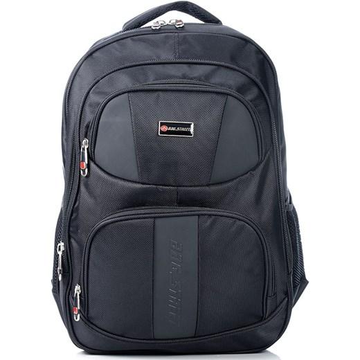 e3331b79aef23 Wytrzymały plecak Bag Street Premium 4038-1-P supergalanteria-pl szary  młodzieżowy
