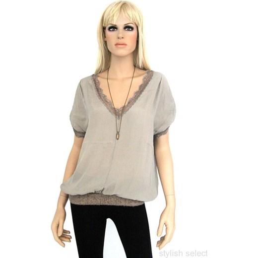 f21478b73c markowa odzież włoska bluzka Motel jedwab stylishselect bluzka ...