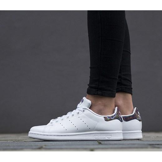 adidas stan smith damskie białe