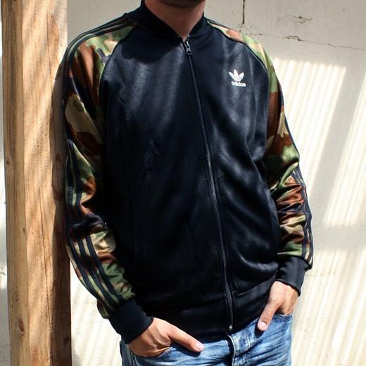 169823b96d Bluza adidas Superstar Track Jacket czarny Adidas Originals M SquareShop ...