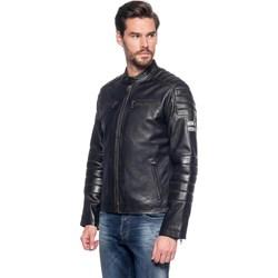 52023b3a28943 Czarne kurtki męskie pepe jeans, lato 2019 w Domodi