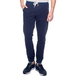 e1721f0eb2de4 Granatowe spodnie dresowe męskie tommy hilfiger