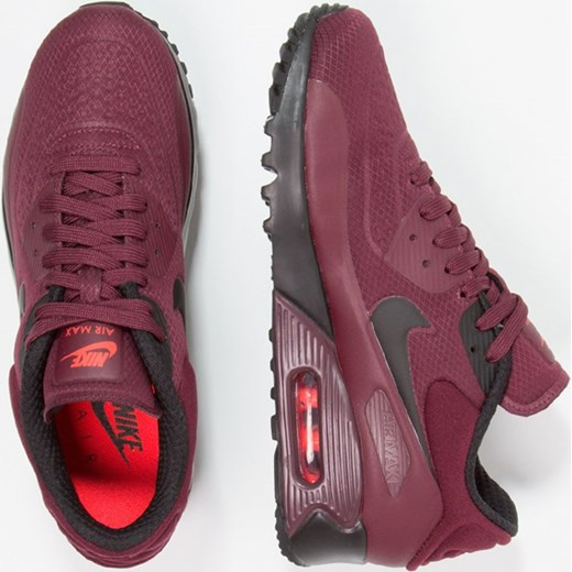 a1d93d7b814a1 Nike Sportswear AIR MAX 90 ULTRA SE Tenisówki i Trampki night maroon black  night ...