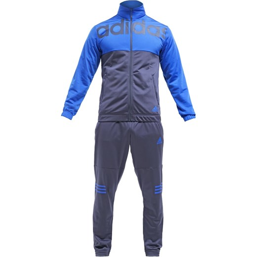 adidas Performance Dres utility blueblue szary Zalando