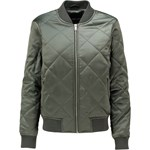 New Look DIAMOND Kurtka Bomber dark khaki