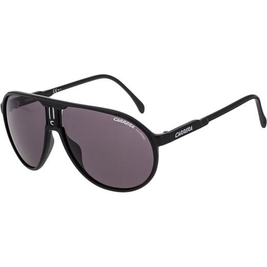 słodkie tanie ujęcia stóp 2018 buty Carrera CHAMPION Okulary przeciwsłoneczne black zalando szary krople