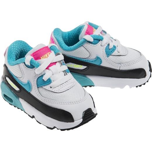 Nike, Obuwie sportowe dziewczęce, Air Max 90 Mesh turkusowy