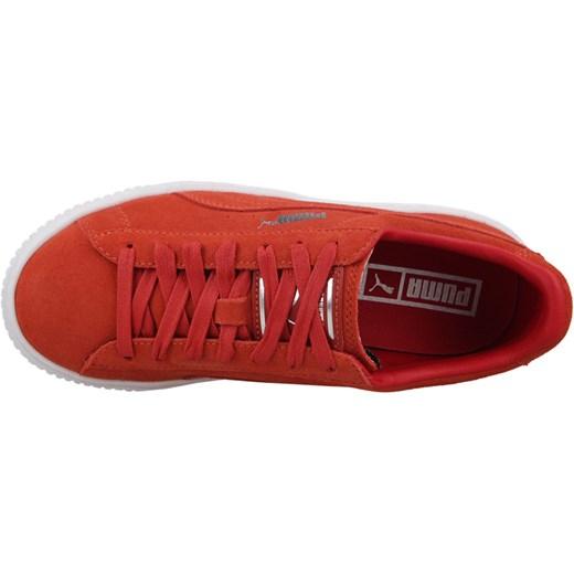 buty puma czerwone damskie