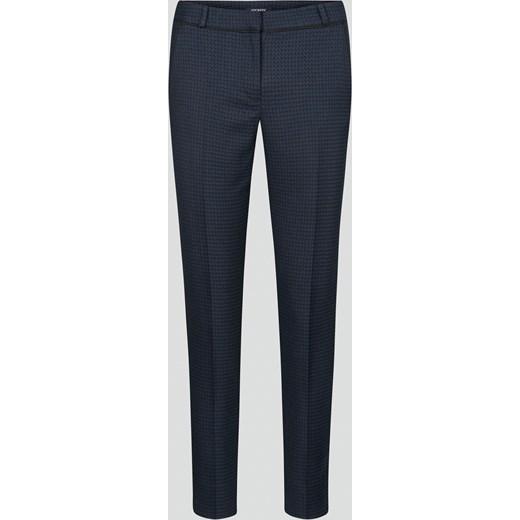 4b04c33ae079 Spodnie cygaretki w pepitkę szary Orsay orsay.com w Domodi
