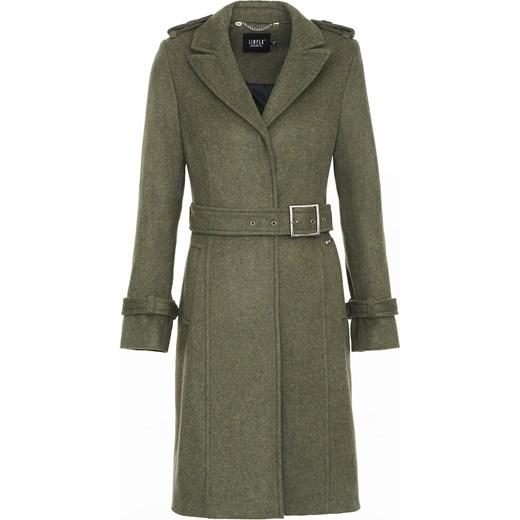73c1fb4178 Płaszcz Simple 34 okazyjna cena