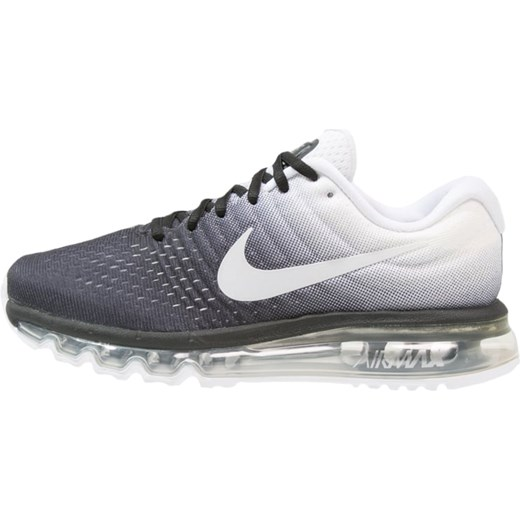 official photos 31fd6 71417 ... Zalando  Nike Performance AIR MAX 2017 Tenisówki i Trampki black white  Nike Performance 35,5 ...