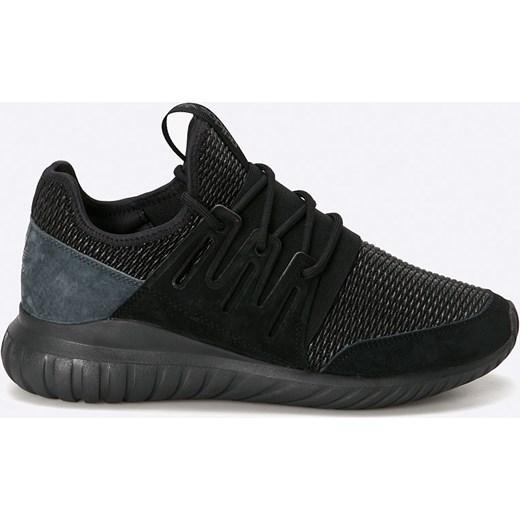 buty adidas tubular radial czarne