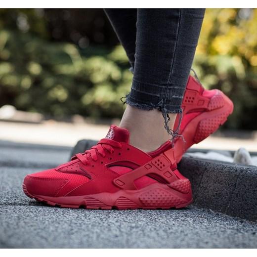 save off b0e26 ac3b4 ... NIKE HUARACHE RUN (GS) czerwony Nike 38.5 promocyjna cena  galeriamarek.pl ...