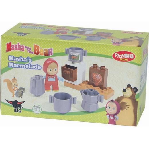 Simba Masza I Niedźwiedź Marmolada Klocki Plastikowe Playbig