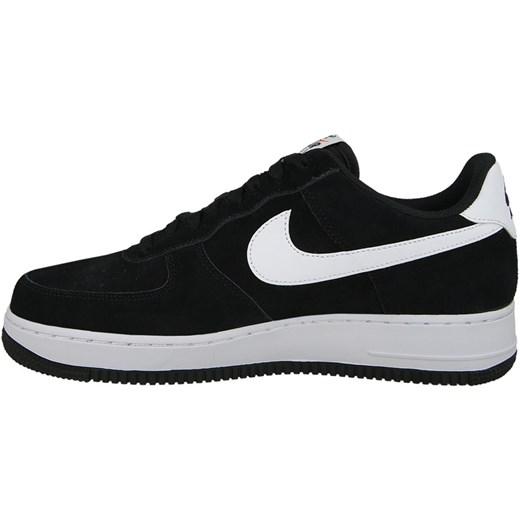 Buty męskie sneakersy Nike Air Force 1 820266 015 czarny sneakerstudio.pl