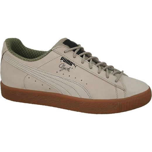 "Buty męskie sneakersy Puma Clyde Winter ""Vintage Khaki"" 363427 02 sneakerstudio.pl"