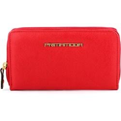 631c8bd07f3fc Czerwone portfele damskie zalando w wyprzedaży w Domodi
