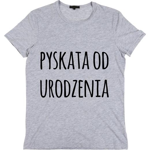 df55b77dac6458 Klasyczny t-shirt damski