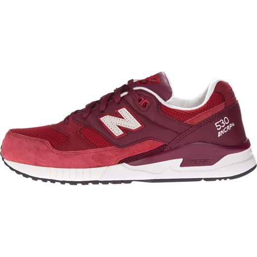 new balance 530 bordowe