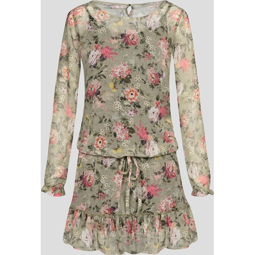 45111a744c Zwiewna sukienka w kwiaty Orsay orsay.com w Domodi