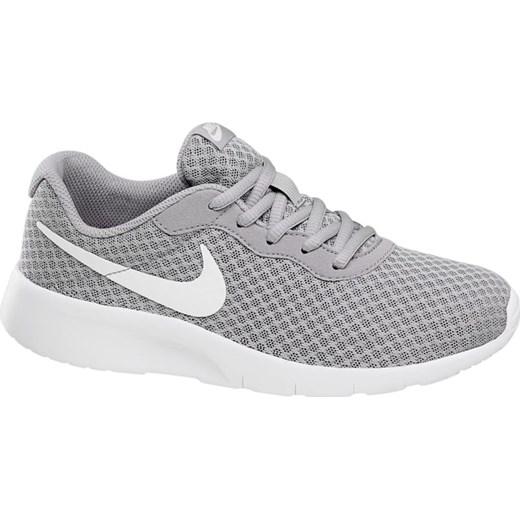 17a0577be49e5 buty damskie Nike Tanjun szary Deichmann w Domodi