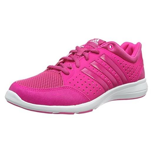 najlepszy design sportowa odzież sportowa miło tanio Buty halowe adidas Arianna III dla kobiet, kolor: różowy rozowy Amazon